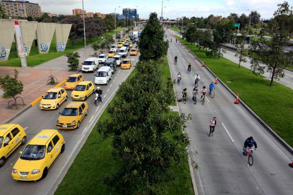 L'exposition à la pollution de l'air à vélo