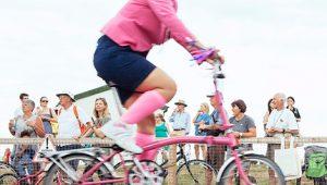 prudential ride london course velo brompton