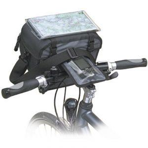 Sacoche de guidon vélo imperméable KlickFix - Ultima