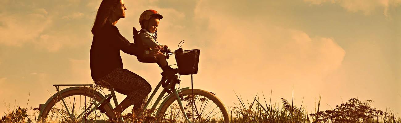 Transporter un enfant à vélo, les solutions de 2 à 5 ans