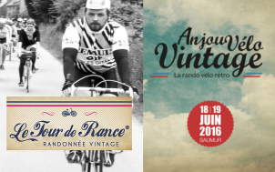 Vélo Vintage Tour de Rance Anjou Vélo Vintage