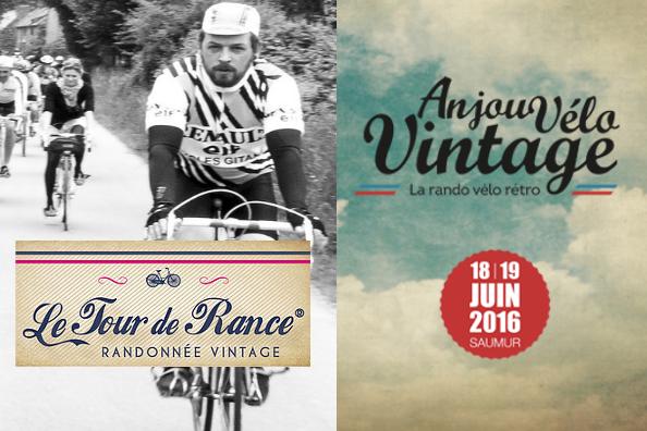 Tour de Rance et Anjou Velo Vintage, le vent en poupe