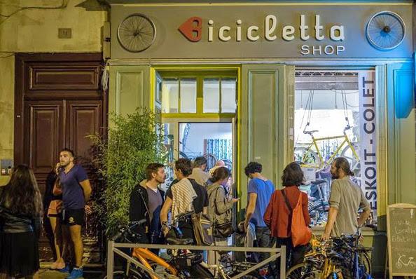 Bicicletta Shop : la boutique-atelier vélo sur Nice