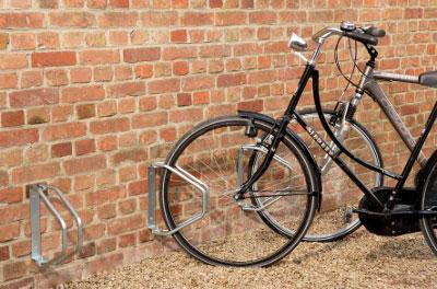 Parking vélo mural pour entreprise
