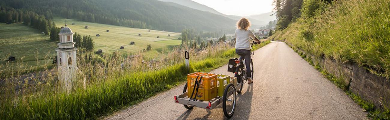Hinterher : faites vous-même votre remorque vélo !