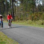 rouler en campagne à vélo