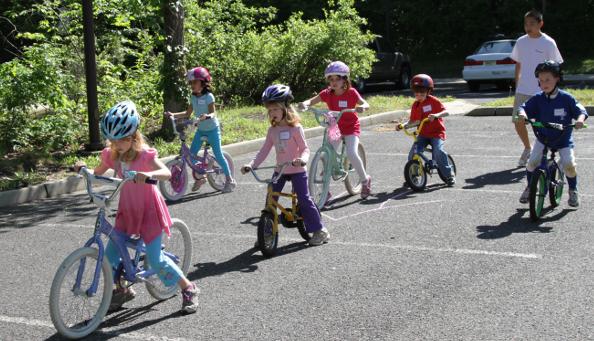 Lancement de la semaine du vélo à l'école 2016