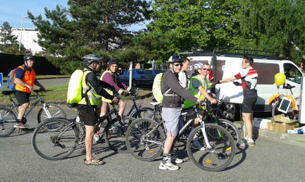Allons-y à vélo : entretien avec Laurent, un vélotafeur toulousain passionné