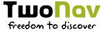 Logo de l'entreprise de GPS TwoNav