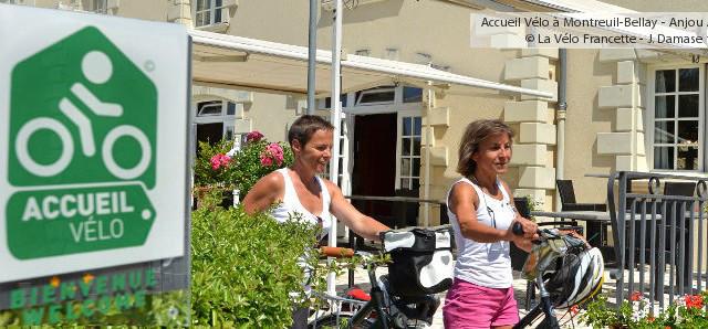 Accueil vélo, un vrai label qualité pour bien voyager