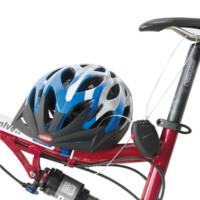 Antivol pour casque et selle de vélo ABUS