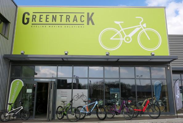 Vétraz-Monthoux : GreenTrack mise sur le vélo électrique