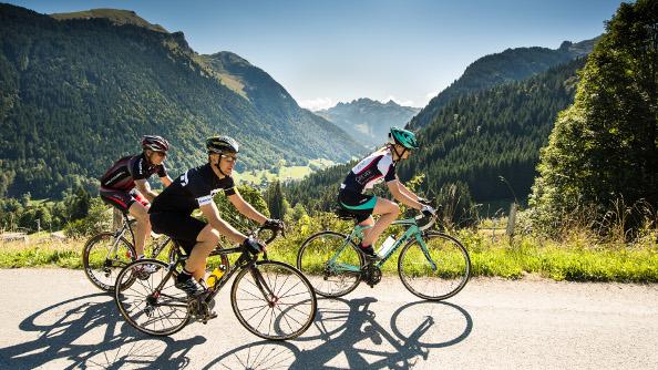 La ville de Morzine, la destination vélo en 2016
