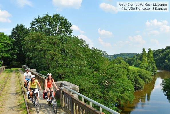 L'économie touristique mise sur la véloroute Vélo Francette