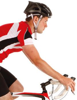 Position de conduite à vélo