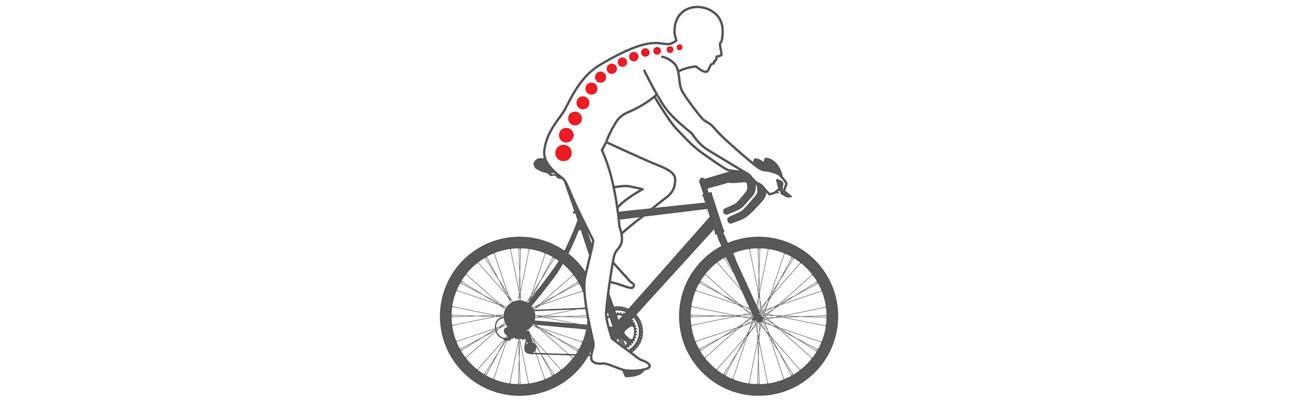 Quelques conseils pour remédier facilement aux maux et douleurs à vélo 7cef3151730a