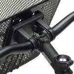 Fixation klick fix non amovible pour fixer un panier guidon de vélo