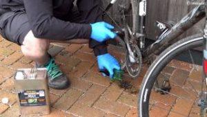 gants latex pour cycliste