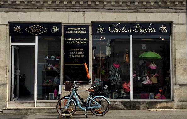 Bordeaux : il personnalise des sonnettes pour être «Chic & à Bicyclette»