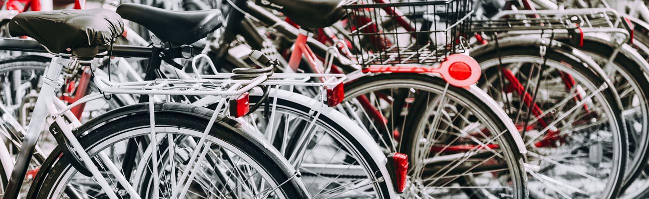 2017: Des parkings vélos obligatoires dans les lieux publics et professionnels
