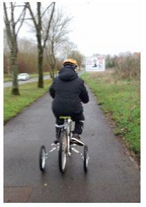 Retrouver l'équilibre à vélo