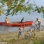 Sur les bords de Loire en vélo ou canoë - Loire à Vélo