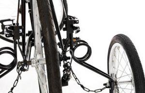 roue stabilisatrice pour velo adulte