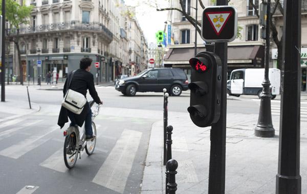 Vélo : Paris tourne à gauche jusqu'à la fin de l'été