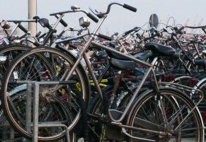 Marché de vélos d'occasion