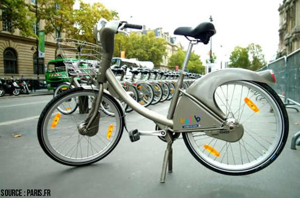 Les 10 accessoires pour les cyclistes en VLS