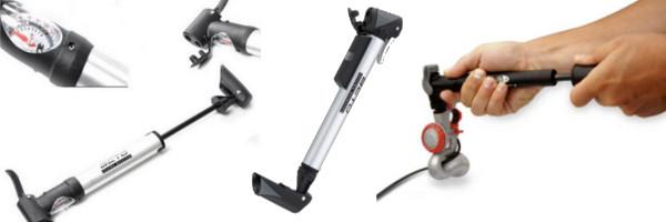 Pompe vélo avec manomètre - BETO