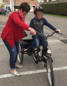 Vélo-école chez Opale Vélo Services