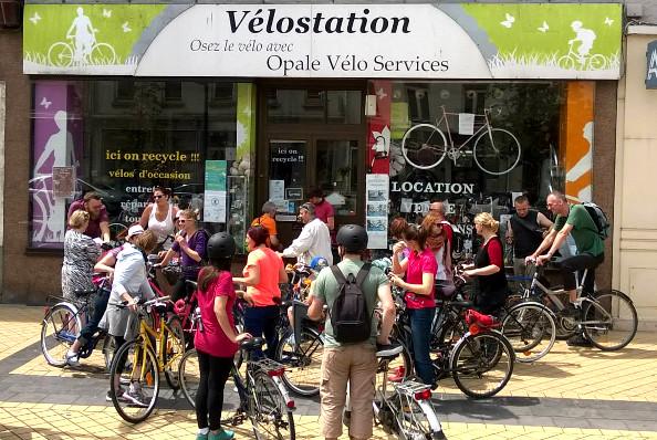 «Acheter un vélo de réemploi, c'est participer à la réduction des déchets»