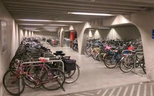 parking-stationnement-pour-velos-securisé