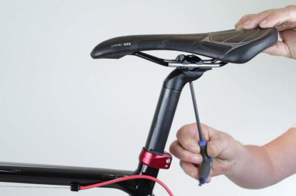 Régler sa selle de vélo en 3 étapes