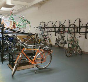 Stationnement pour vélo
