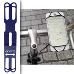 Support universel smartphone sur guidon de vélo Cyclyk