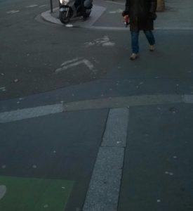 Amélioration des pistes cyclables à Paris