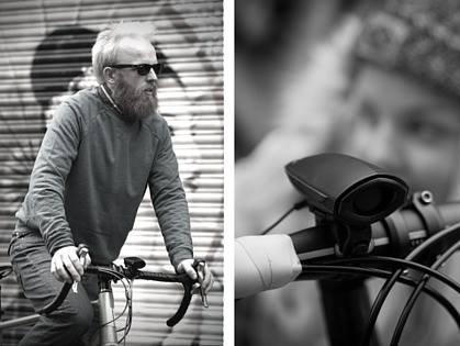 Avertisseur sonore puissant pour cycliste Hornit