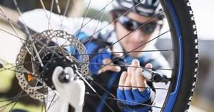 Problème de pression sur pneu vélo : les solutions