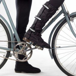 Protège-chaussures parfaits pour le vélotaf