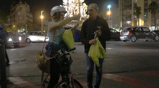 Le CVV offre des éclairages pour les cyclistes