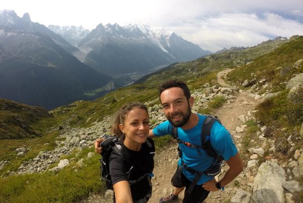 Solène et Alexandre, un couple en quête d'aventures à vélo en Nouvelle-Zélande