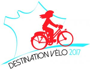 Logo destination vélo 2017