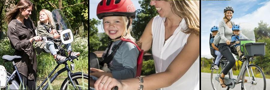 Siège enfant pour vélo bobike