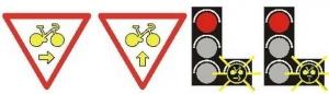 Griller les feux rouge à vélo sans risquer d'amende