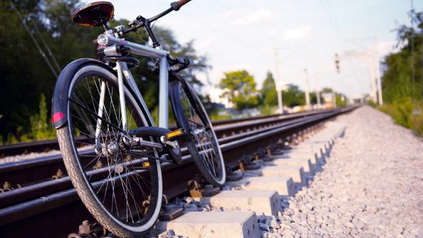Le vélo, «une chance pour le train» ?