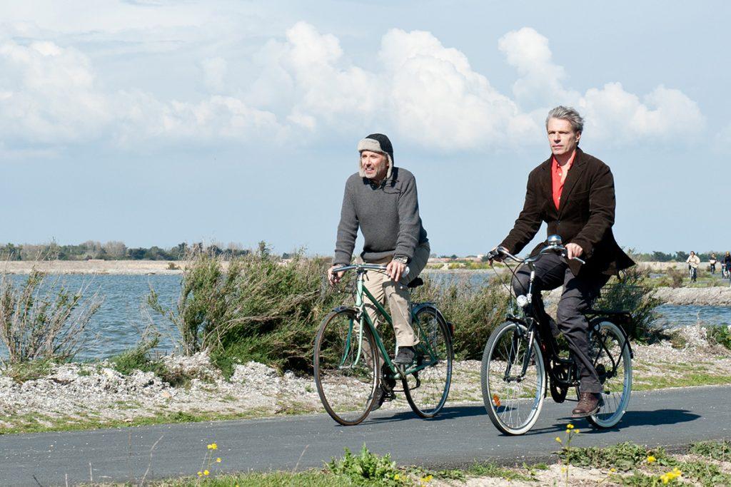 Alceste à bicyclette film