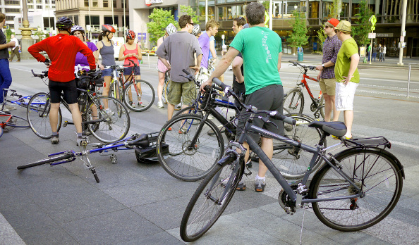 La politique vélo en alerte ? Les associations s'inquiètent !