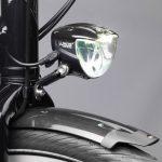 Feu de vélo avec LED